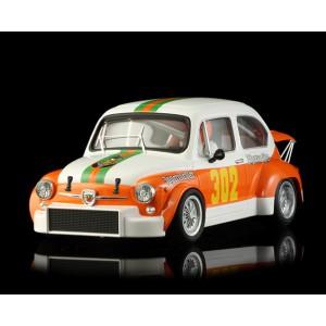 Fiat abarth 1000 TCR n 302 Bolzano Mendola 1972