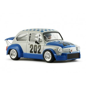 Fiat abarth 1000 TCR n 202 Trento Bondone 1971