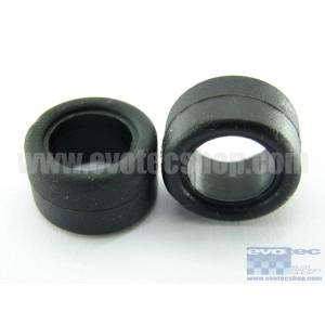 Fiat Abarth Mini Cooper lowered STANDARD rear tyres x2