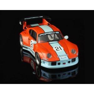 Porsche 911 GT2 Special Gulf Edition n21 Pearl Orange
