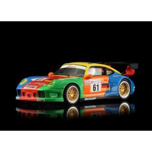 Porsche 911 GT2 24H Le Mans 1998 n61 Krauss Race Sport