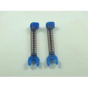 Amortiguadores Blue x 2 Muelle Hard