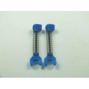 Amortiguadores Blue x 2 Muelle Soft