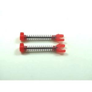 Amortiguadores Red x 2 Muelle Hard