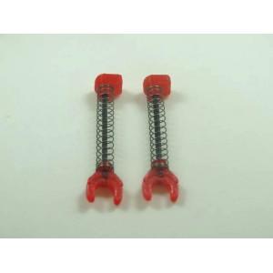 Amortiguadores Red x 2 Muelle Soft