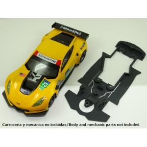Chasis 3D Carbono Corvette C7.R NSR bancada Slotit