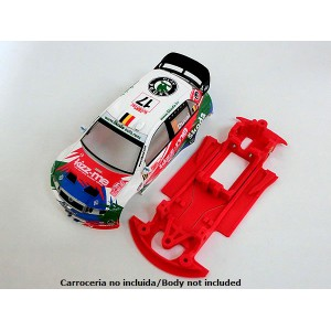 Chasis Fabia WRC Rally lineal para SCX