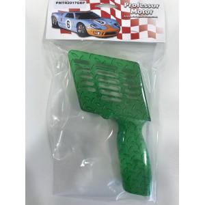 Carcasa mando Professor Motor Verde Plancha
