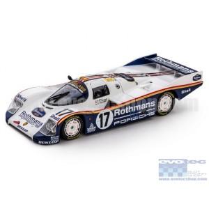 Porsche 962C-85 Le Mans winner 1987 Rothmans