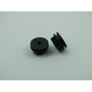 Polea Delantera y Trasera en Línea 8mm (Carbono)x2