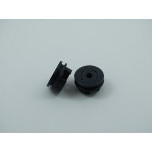 Polea Delantera y Trasera en Línea 9mm (Carbono)x2