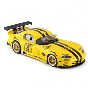 Chrysler Viper GTS-R Oreca - Yellow/Black n4