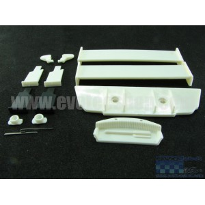 Marcos LM600 GT2 - accesorios carroceria