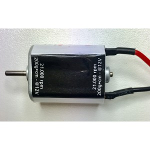 21000rpm Motor + wires