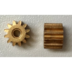 12T pinion Diam 6.4mm(x2)