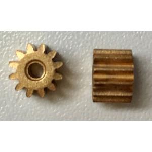 12T pinion Diam 6.4mm(x2)