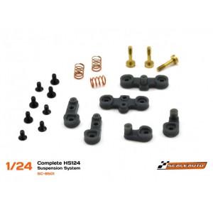Suspensión Completa para Chasis HS124