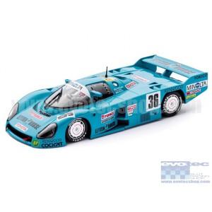 Slot it CA41a Toyota 86C n 36 Le Mans 1986