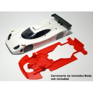 CHASIS 3D - PORSCHE 911 GT1 98 FLY