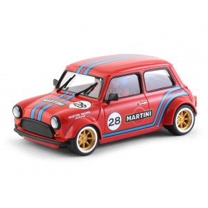 BRM-090R Mini Cooper Martini Red Edition 28