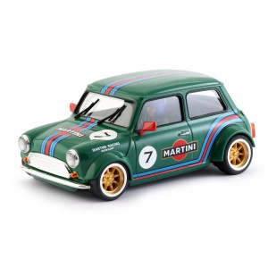 BRM-090V Mini Cooper Martini Green Edition 7
