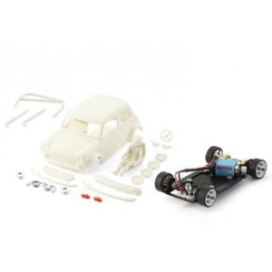 BRM-091 Mini Cooper White Kit