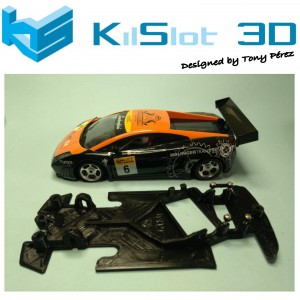 Chasis angular Race SOFT 2018 Lamborghini Gallardo