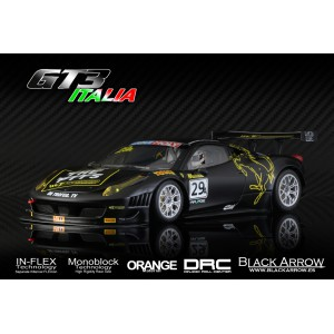 Black Arrow Ferrari GT3 ITALIA MOTORSPORT 12H
