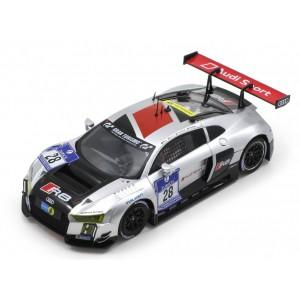 Scaleauto SC 6163R Audi R8 LMS GT3 24H Nurburgring 2015 Team WRT n28