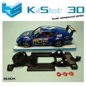 Chasis lineal DUAL COMP compatible Renault Alpine
