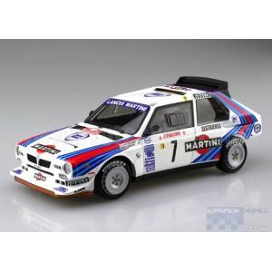 Kit 1/24 LANCIA DELTA S4 RALLY MONTECARLO 1986
