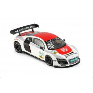 NSR 51AW Audi R8 ADAC GT Masters Nurburgring 2012