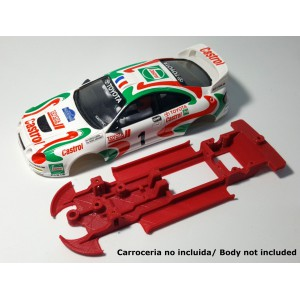 CHASIS 3D - TOYOTA CELICA GT FOUR SCX