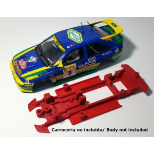 CHASIS 3D - FORD ESCORT COSWORTH SCX