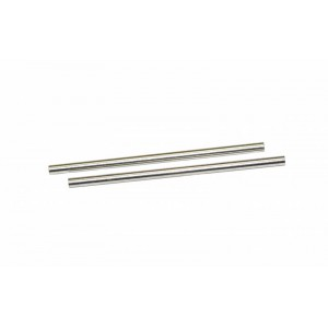 Eje acero hueco 3/32 (2,38) x 60 mm 2 unidades