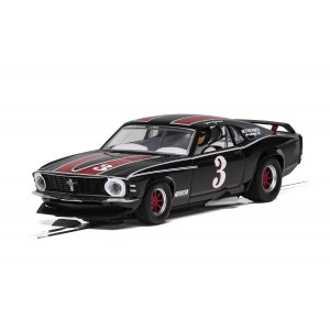 Scalextric H4014 Ford BOSS Mustang 302 John Gimbel