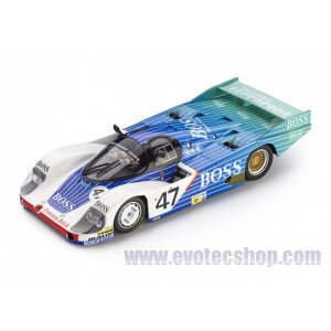 Slot it CA02I Porsche 956 LH LeMans 1984 BOSS