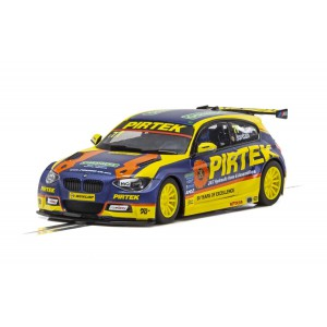 Scalextric H4018 BMW Series 1 Series 125i NGTC