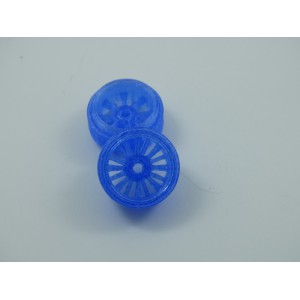 3DSRP Llanta Alcañiz 15,8 x 8,5mm Azul
