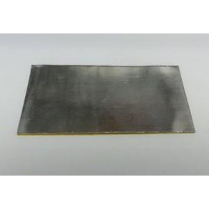 Contrapeso adhesivo 100mm x 50mm x 1mm aprox