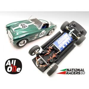 Chasis 3D Ninco Austin Healey MK3 Inline AllInOne