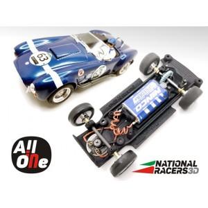 Chasis 3D Ninco AC Cobra Inline AllInOne