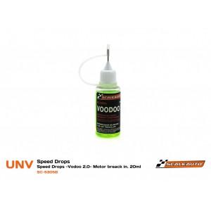 Liquido Speed Drops Vodoo 2.0 Motores y Trencillas