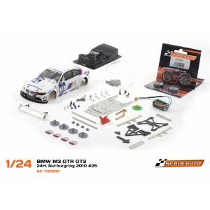 BMW M3 GTR 24H. Nurburgring 2010 25 Chasis SC8003