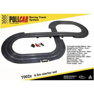 Policar PO T002Z Circuito Starter Set 6,5m.