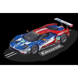 Carrera 27533 Ford GT Race Car N 68