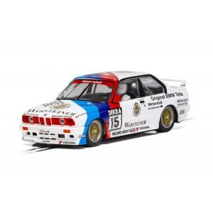 Scalextric H4040 BMW E30 M3, DTM 1989 CHAMPION
