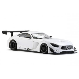 NSR 92AW MERCEDES-AMG TEST CAR WHITE AW KING 21