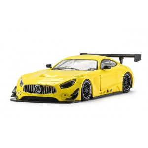 NSR 93AW MERCEDES-AMG TEST CAR YELLOW AW KING 21