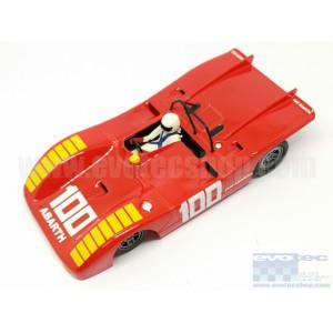 NonnoSlot C007 FIAT ABARTH 2000 RTR MERZARIO 1970